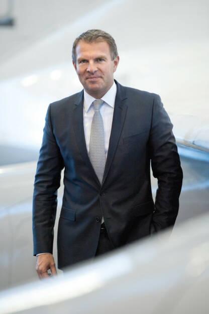 Carsten Spohr, Stellvertretender Vorstandsvorsitzender der Deutsche Lufthansa AG, (C) Jürgen Mai, © Lufthansa AG (Homepage) (17.02.2014)