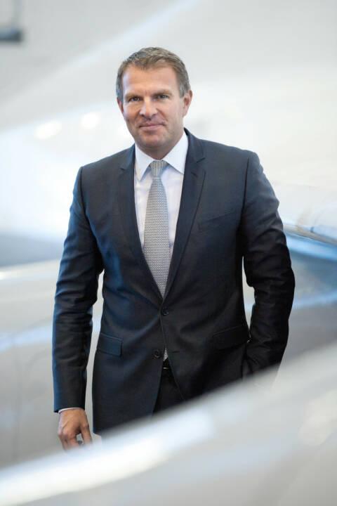 Carsten Spohr, Stellvertretender Vorstandsvorsitzender der Deutsche Lufthansa AG, (C) Jürgen Mai