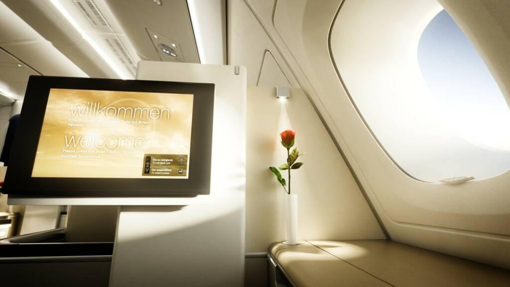 Lufthansa First Class Cabin 2010, A380, © Lufthansa AG (Homepage) (17.02.2014)