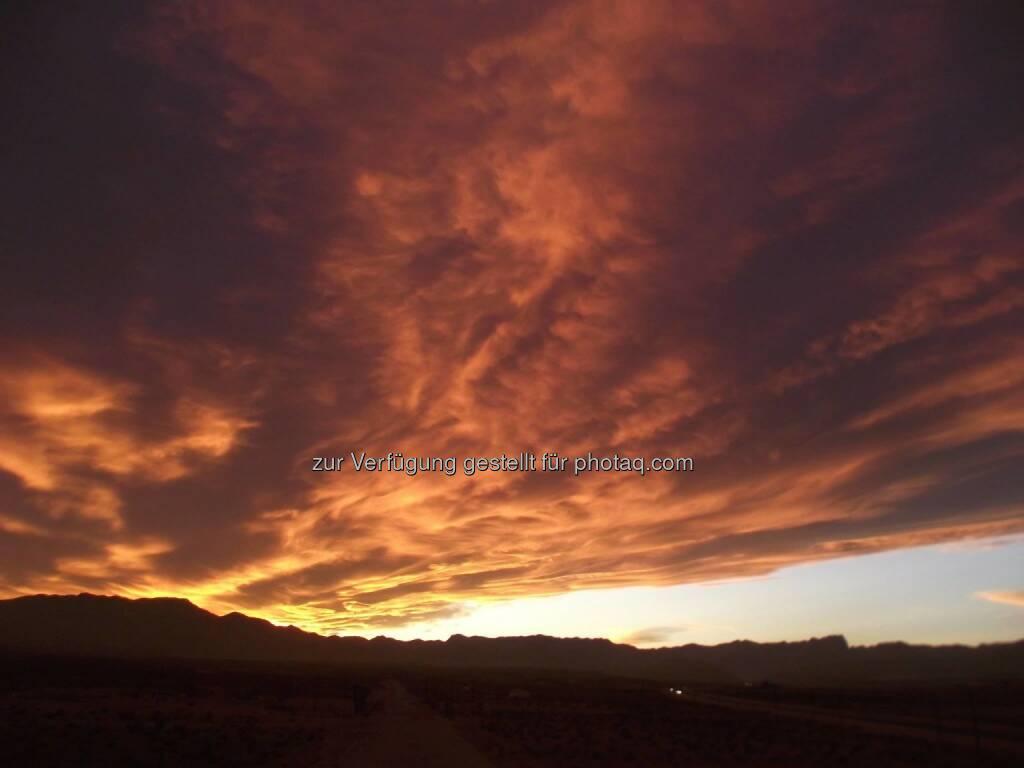 Vegas Skies #1 (2012) , © Dietmar Scherf (17.02.2014)