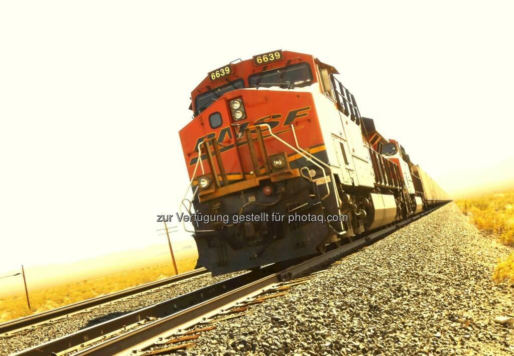 Train in the Desert (2013), © Dietmar Scherf (17.02.2014)