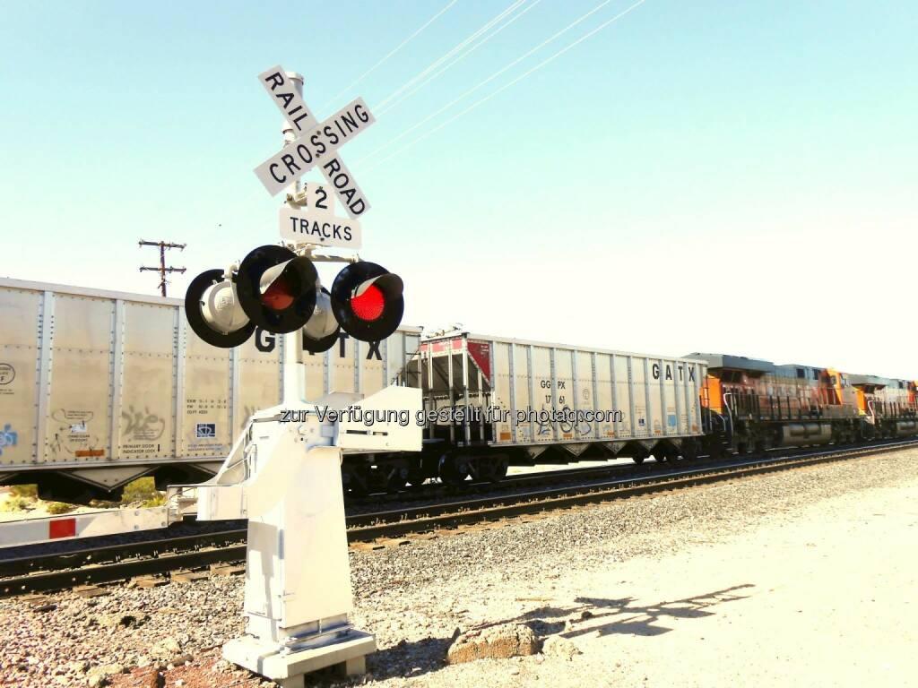Railroad Crossing (2013) , © Dietmar Scherf (17.02.2014)