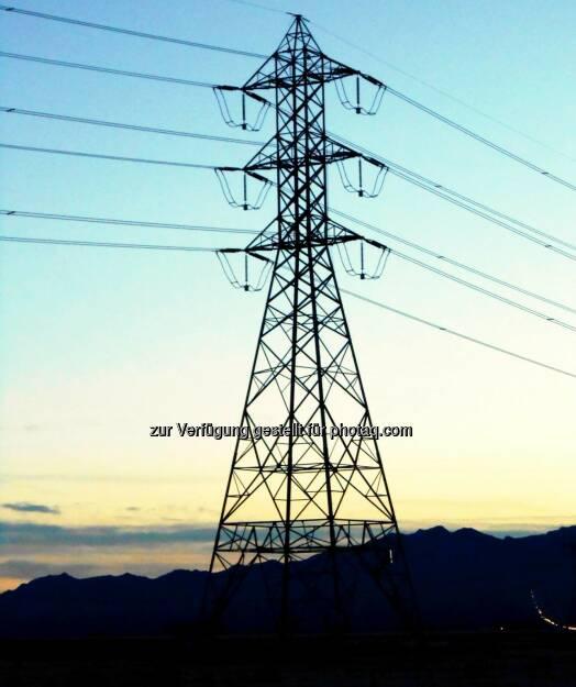 A Million Volts, Strom, Energie (2013) , © Dietmar Scherf (17.02.2014)