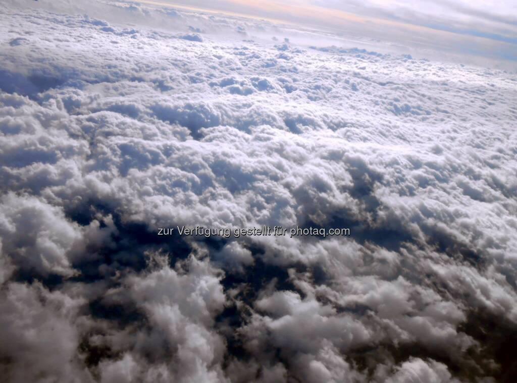 Above the Clouds, Wolken (2014), © Dietmar Scherf (17.02.2014)