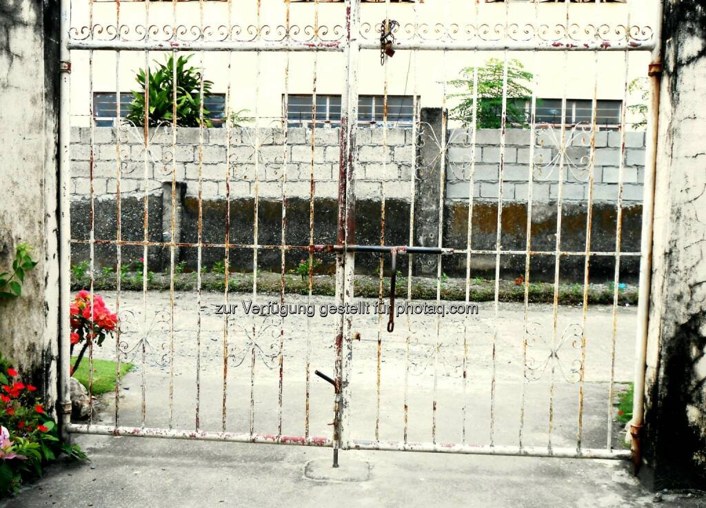 The Gate (2014), © Dietmar Scherf (17.02.2014)