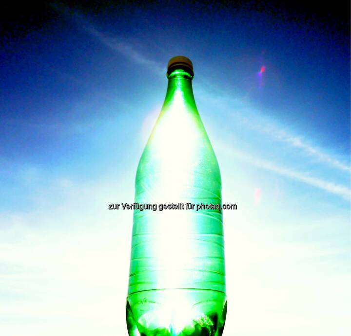 Clean Energy, Flasche (2014)
