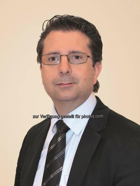 Günter Hammerschmid übernimmt mit 1. März 2014 die Leitung der Abteilung Commercial Operations in Österreich und berichtet direkt an Christian Berger, Country Manager Österreich. (Bild: Coface) (18.02.2014)