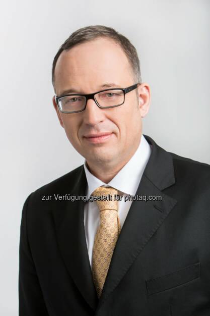 Ronald Roos wird neuer CFO der Buwog. (20.02.2014)