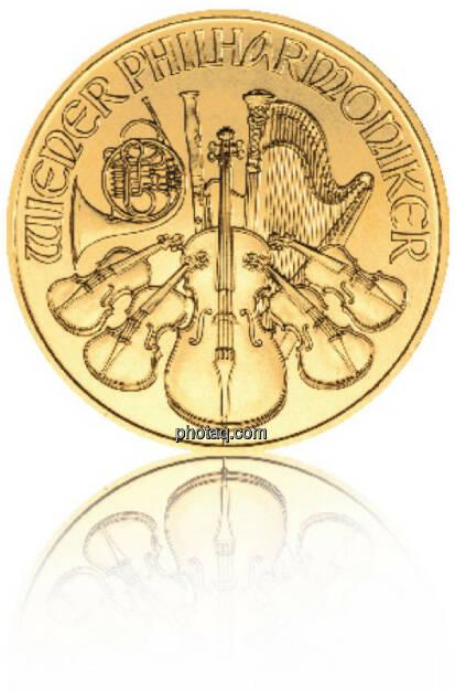 Philharmoniker 1/1 Hersteller: Münze Österreich Herkunftsland: Österreich Durchmesser: 37,00 mm Dicke: 2,00 mm Feingewicht: 31,103 Bruttogewicht: 31,103 Feinheit: 999,9 Erstprägung: 1989, © philoro für ein Fachheft (26.02.2014)
