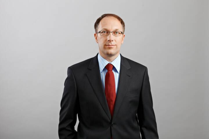 Peter Mohnen, Vorstand Finanzen und Controlling (CFO) Kuka AG