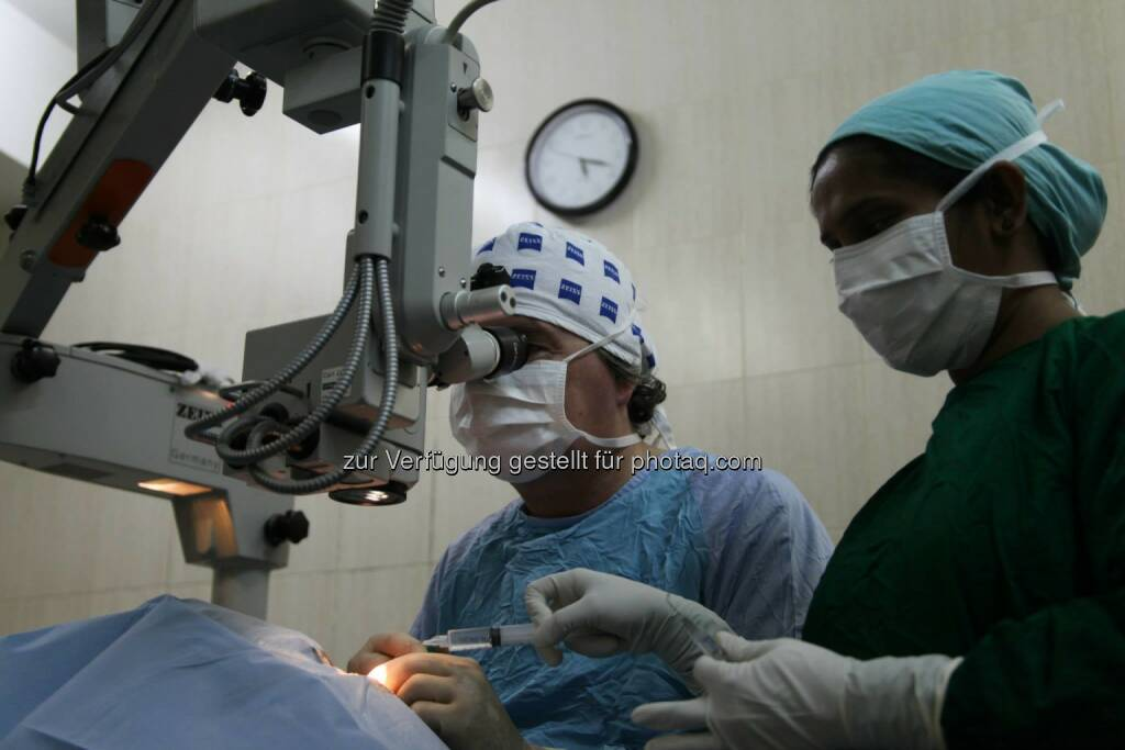 Bangladesh, Augenoperation, &copy; <a href=