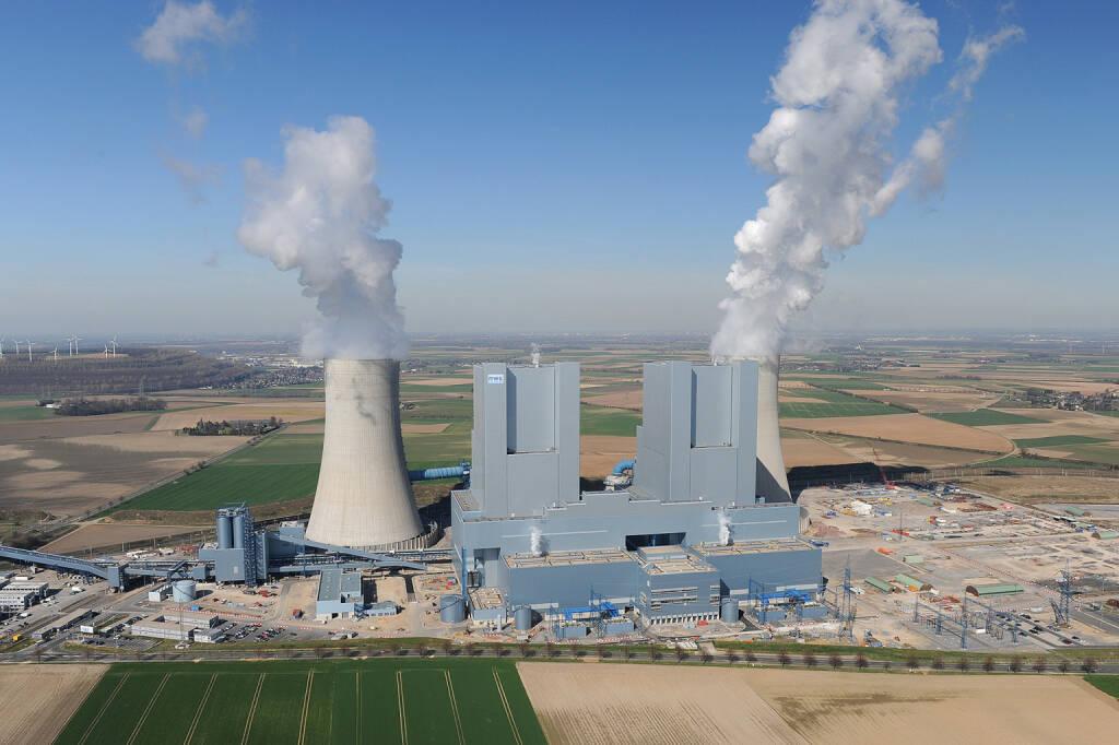 Kraftwerk Neurath BOA 2/3, RWE AG, © RWE AG (Homepage) (07.03.2014)