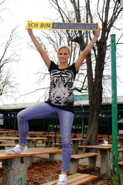 Elisabeth Niedereder, Tristyle, ist Runplugged (13.03.2014)