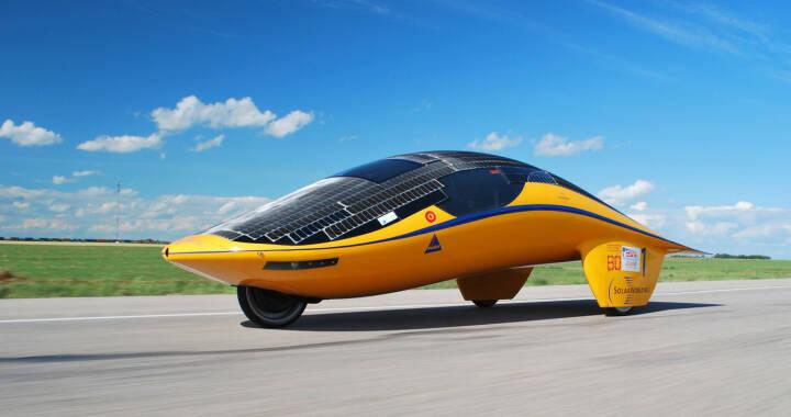 Solarrennwagen SolarWorld No.1 startet in Australien