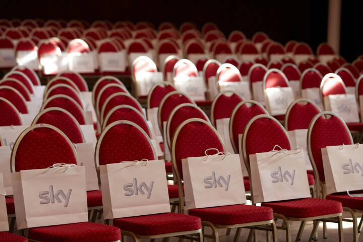 Sky Hauptversammlung, Sky Deutschland AG