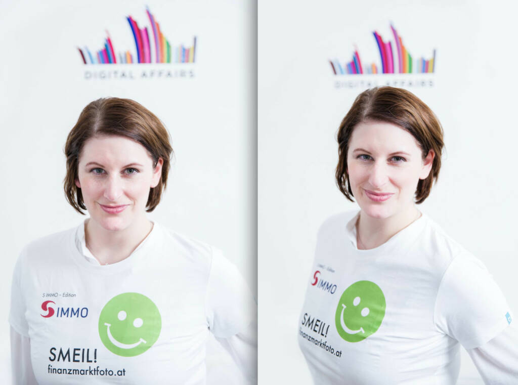 Digital Affairs Smeil for Fotographer Tony Gigov: Judith Denkmayr (Shirt in der S Immo-Edition) (20.03.2014)