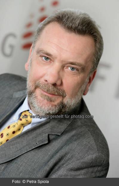 Harald Posch, Leiter der Agentur für Luft- und Raumfahrt der österreichischen Forschungsförderungsgesellschaft FFG, übernimmt den Vorsitz des Rates der Europäischen Weltraumorganisation ESA. (21.03.2014)