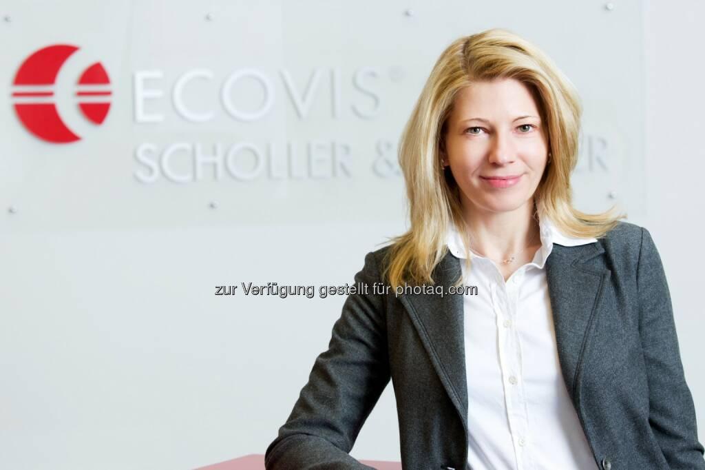 Alexandra Goertz ist neue HR-Verantwortliche bei Ecovis (c) Ecovis (25.03.2014)