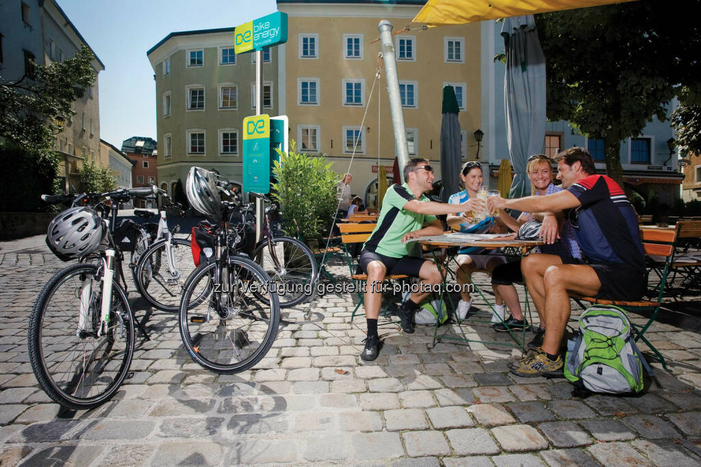 bike-energy Ladestation in der Altstadt , © bike_energy (26.03.2014)