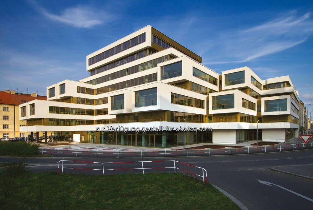 S+B Gruppe AG verkauft Top-Immobilienprojekt Qubix 4 Praha in Prag 4 (31.03.2014)