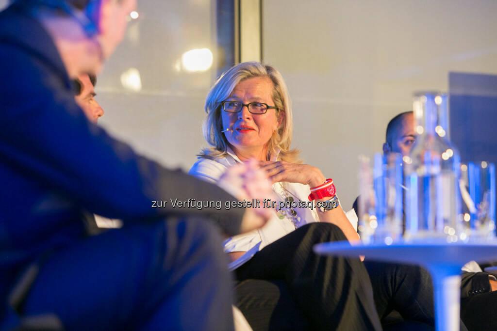 Ursula Plassnik (Botschafterin in Paris), © Martina Draper für Immofinanz (09.04.2014)