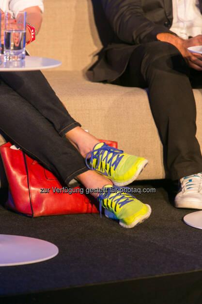 Schuhe, © Martina Draper für Immofinanz (09.04.2014)