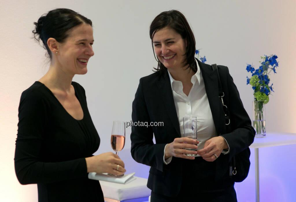 Bettina Schragl, Birgit Noggler (Draper) (12.04.2014)