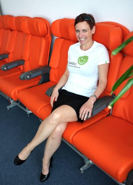 Orange Couch Smeil: Andrea Hansal (13.04.2014)