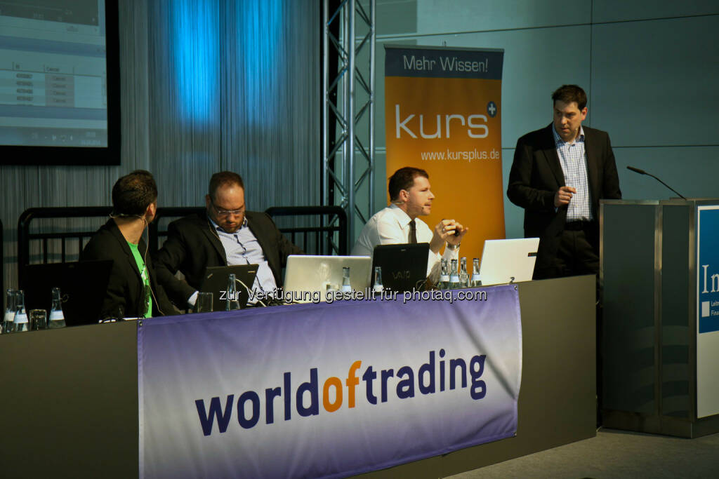 world of trading, © wikifolio (14.04.2014)