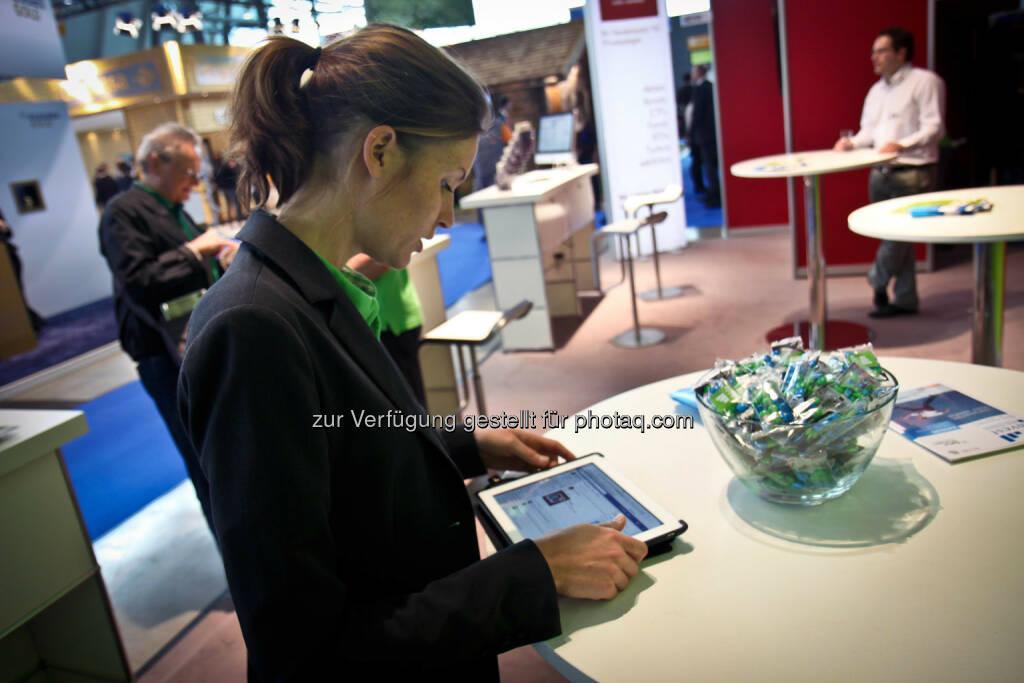 wikifolio Tablet, © wikifolio (14.04.2014)