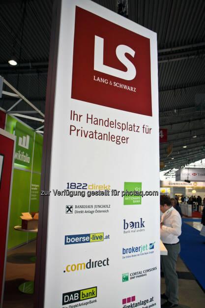 LS Lang & Schwarz, © wikifolio (14.04.2014)