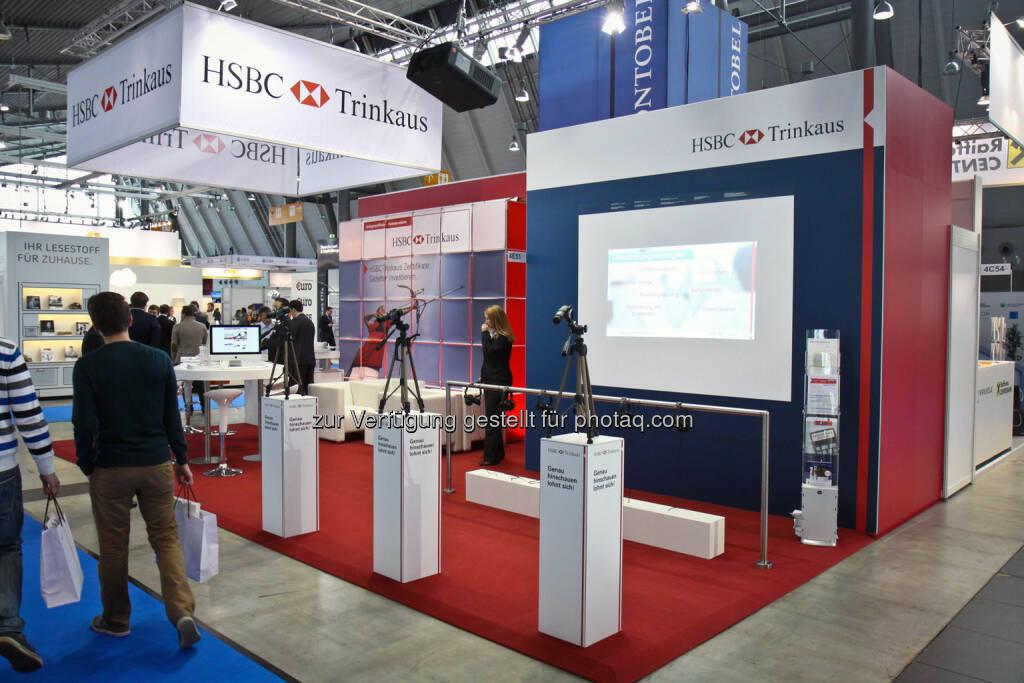 HSBC Trinkaus, © wikifolio (14.04.2014)