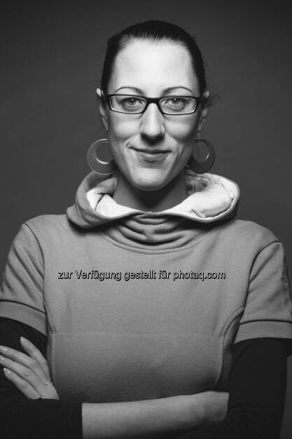 Lisa Sans, neu bei den MediaBrothers Gustav Götz & Armin Rogl  (c) Christian Anderl  (23.04.2014)