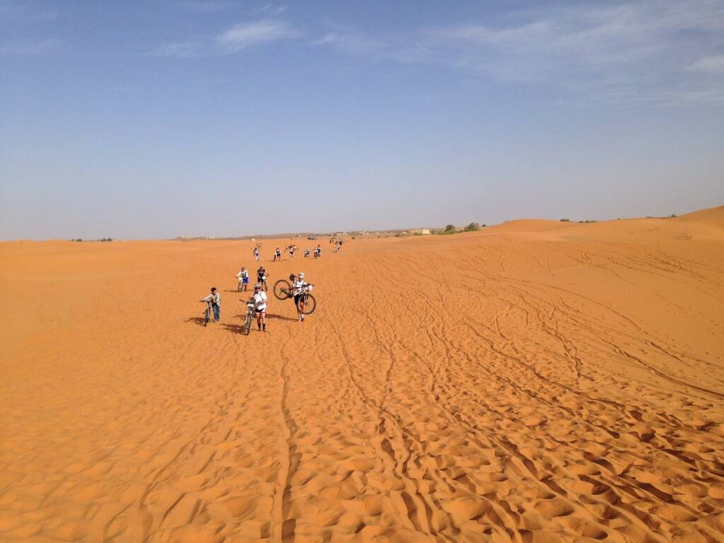 Wüste, Räder (03.05.2014)