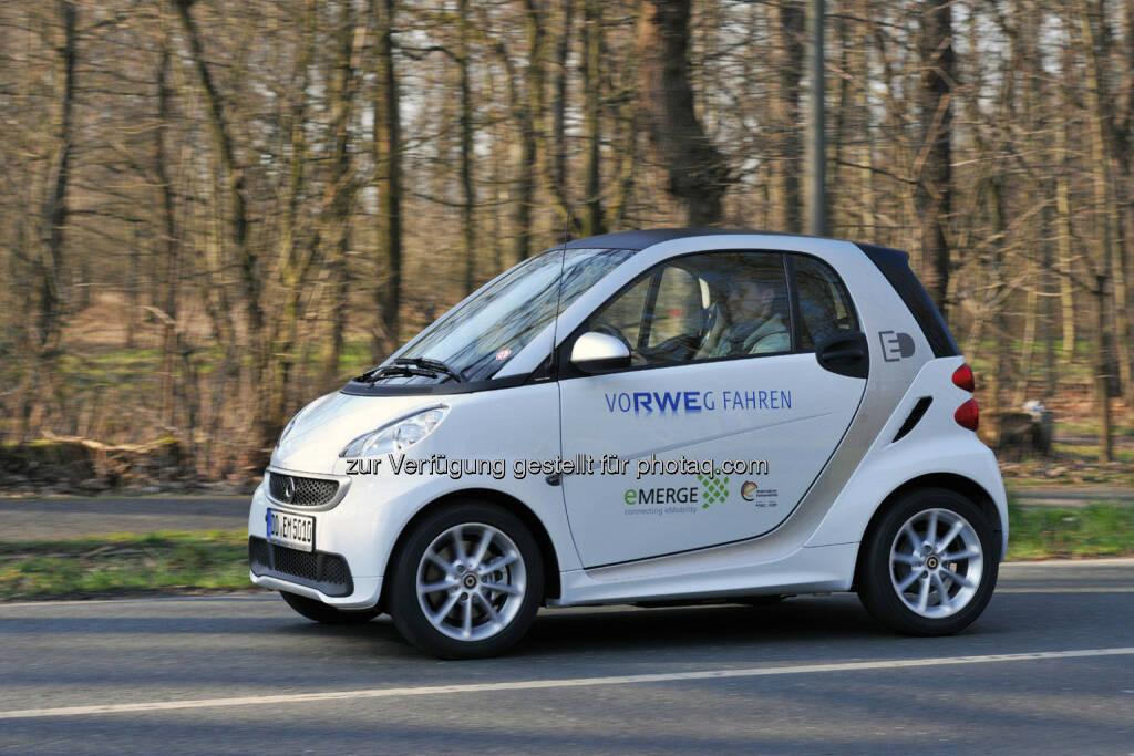 RWE begrüßt die jüngste Entscheidung des EU-Parlaments und der EU-Regierungen für einen europaweit einheitlichen Stecker für Elektroautos. (07.05.2014)