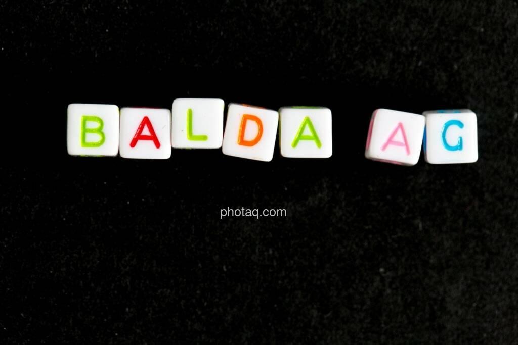Balda AG, © finanzmarktfoto.at/Martina Draper (07.05.2014)