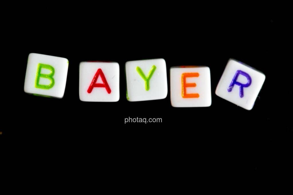 Bayer, © finanzmarktfoto.at/Martina Draper (07.05.2014)