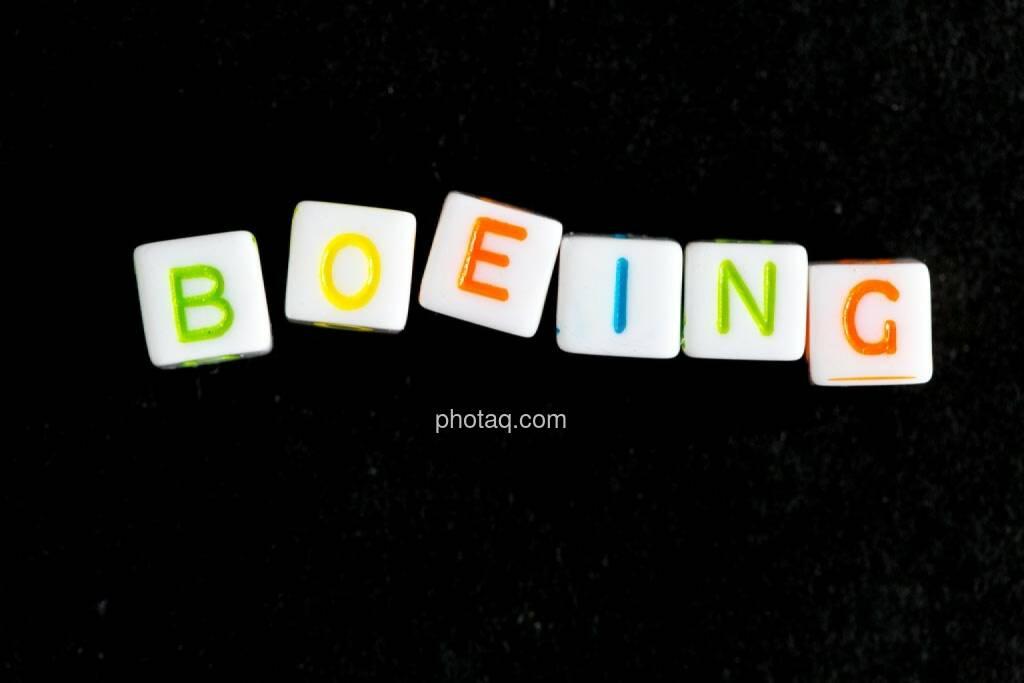 Boeing, © finanzmarktfoto.at/Martina Draper (07.05.2014)