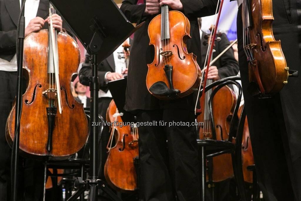 Violine, Cello, Fest der Freude 2014, © Martina Draper für Wiener Symphoniker (09.05.2014)