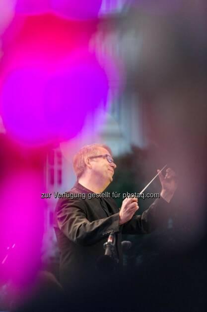 Dirigent Bertrand de Billy, Fest der Freude 2014, © Martina Draper für Wiener Symphoniker (09.05.2014)