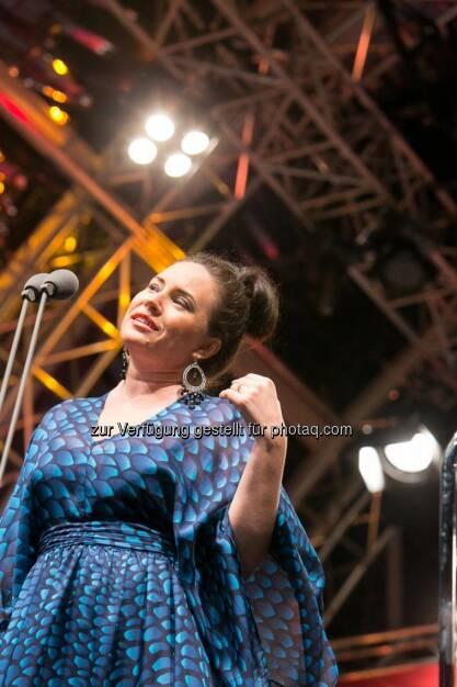 Sopranistin Sonya Yoncheva, Fest der Freude 2014, © Martina Draper für Wiener Symphoniker (09.05.2014)