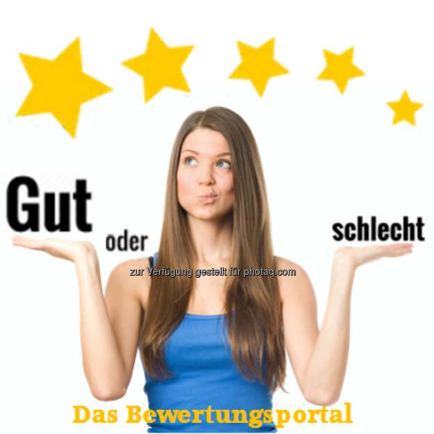 Gut oder schlecht. Sent by www.gut-oder-schlecht.at (16.05.2014)