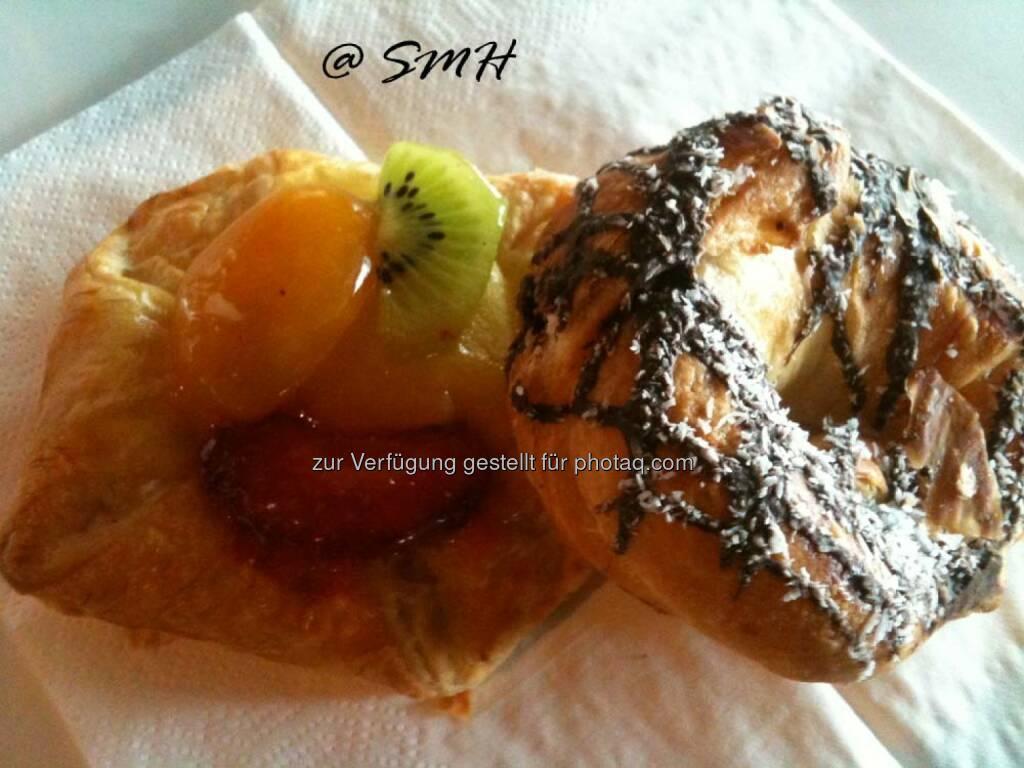 Post-HV Donnerstag 24.4.2014 in der Stadthalle. Üppiges Frühstück (unlimitiert) mit Kaffee (unlimitiert) (19.05.2014)