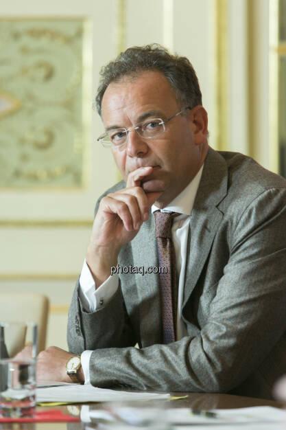 Heimo Scheuch (Wienerberger), © Martina Draper (15.12.2012)