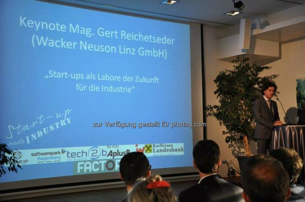 Gert Reichetseder, Wacker Neuson (Bild: Akostart), © Akostart (26.05.2014)
