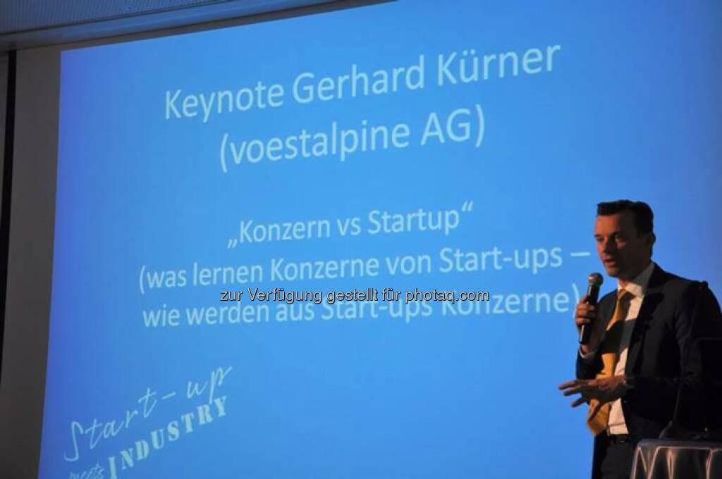 Gerhard Kürner (Bild: Akostart), © Akostart (26.05.2014)