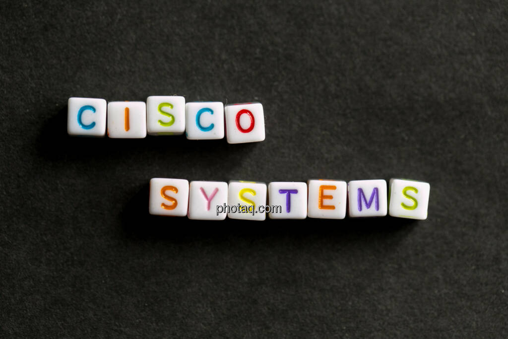 Cisco Systems, © finanzmarktfoto.at/Martina Draper (27.05.2014)