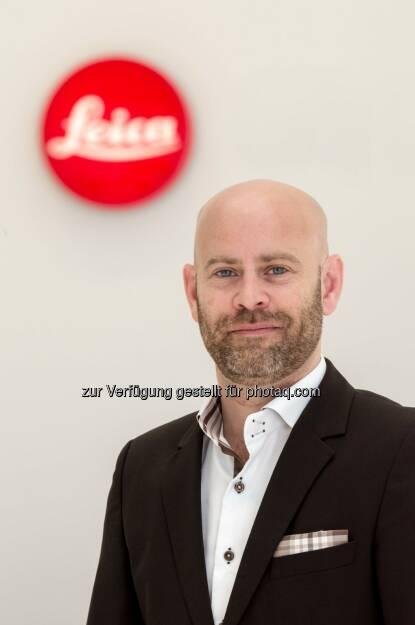 Leica: Holger Thurm verantwortet ab sofort als Leiter Unternehmenskommunikation weltweit die Medienarbeit des Herstellers von Kamera- und Sportoptikprodukten im hessischen Wetzlar. (28.05.2014)