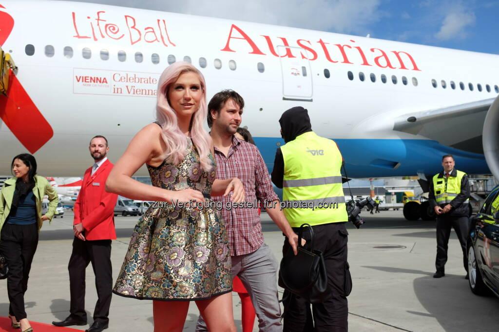 Kesha Life Ball 2014 (Bild: AUA) , © AUA (30.05.2014)
