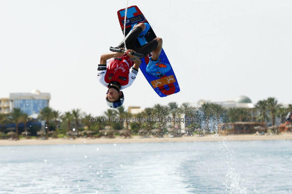 Tom Bridge (GBR), Red Sea Kitesurf World Cup (28. Mai bis zum 1. Juni ) in Soma Bay  (Bild: Hoch Zwei / Juergen Tap) (30.05.2014)